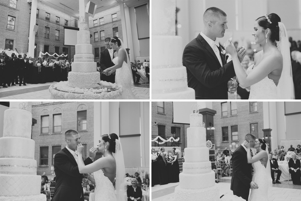 cake-cutting-ohio-wedding-photo